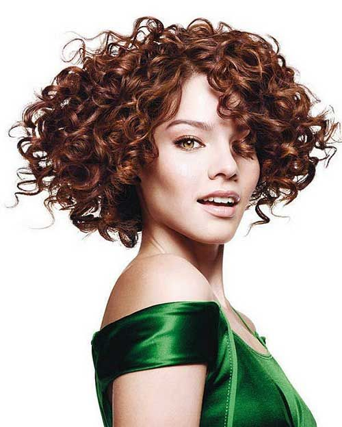 Awesome 1000 Ideas About Short Curly Haircuts On Pinterest Short Curly Short Hairstyles Gunalazisus