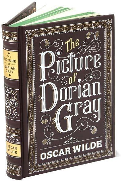 The Picture of Dorian Gray (Barnes & Noble Leatherbound Classics Series) by Oscar Wilde