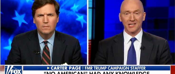 Carter Page – Deep State Put Steele DOSSIER on RADIO FREE EUROPE To Smear Trump