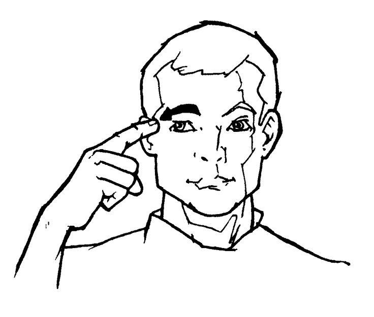 """""""black"""" American Sign Language (ASL)"""