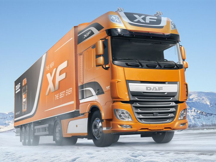 DAF Truck - New XF [DAF XF 4x2 FT Space Cab]