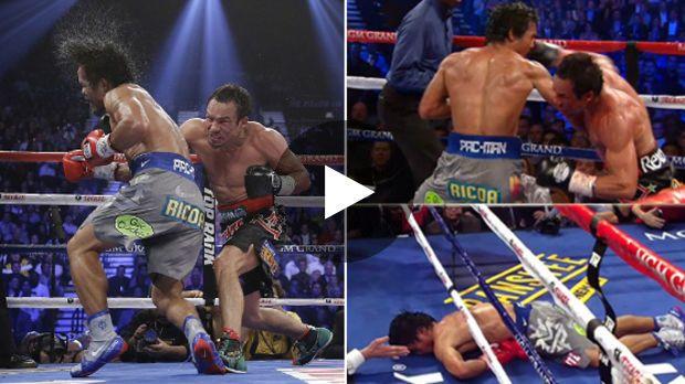 Manny Pacquiao est l'un des meilleurs boxeurs de sa génération, mais cela ne l'a pas empêché de subir la foudre de...
