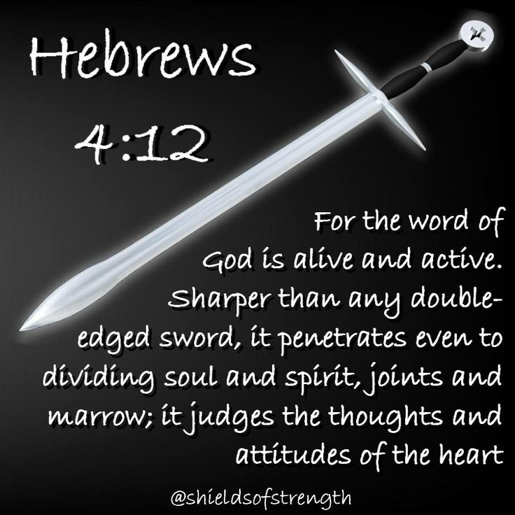 Sword In The Bible Quote: Two Edged Sword Bible Meaning Pictures To Pin On Pinterest