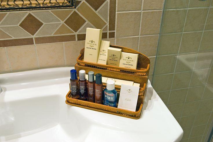 amenities baño