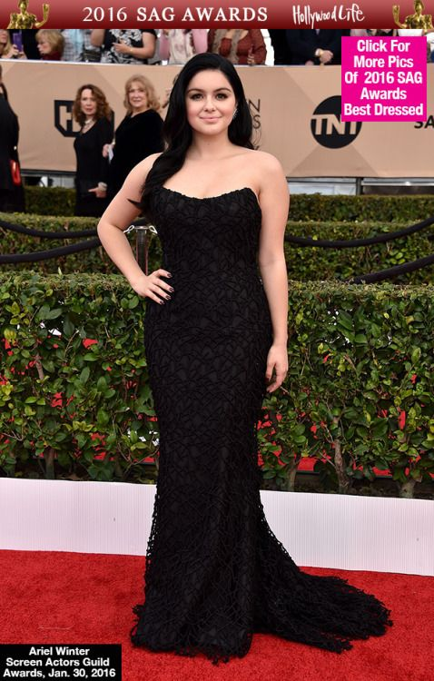 Ariel Winter Refuses to Hide Breast Reduction Surgery Scars... #ArielWinter: Ariel Winter Refuses to Hide Breast Reduction… #ArielWinter