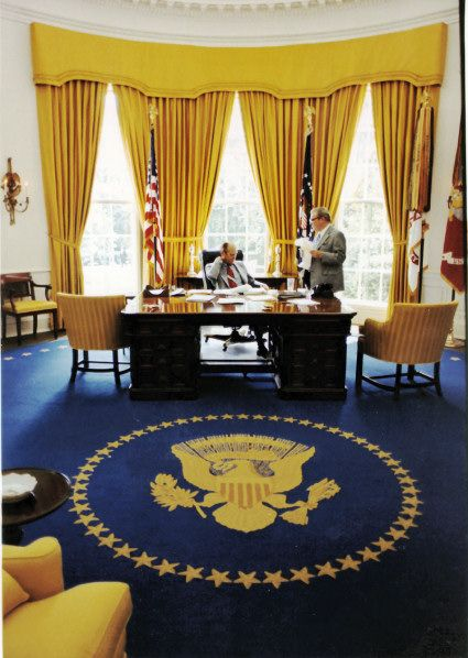 amazoncom white house oval office. president gerald ford in the oval office 1974 amazoncom white house