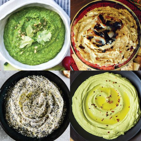 29 Healthy Hummus Recipe Ideas