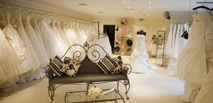 Set up display ideas pinterest for Wedding dress shops in houston tx