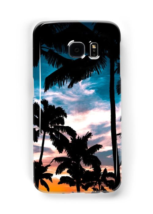 Palm trees summer dream • Also buy this artwork on phone cases, apparel, stickers, and more.