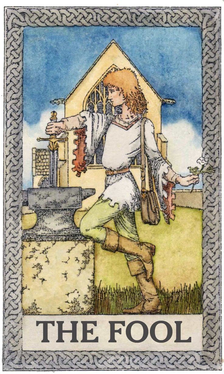 The Fool: 1000+ Images About Tarot Cards: The Fool (0) On Pinterest