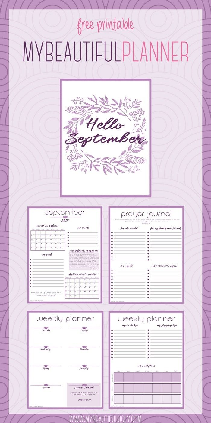 best 25 bedroom planner ideas on pinterest room planner room free printable september 2017 planner newsletter subscription required