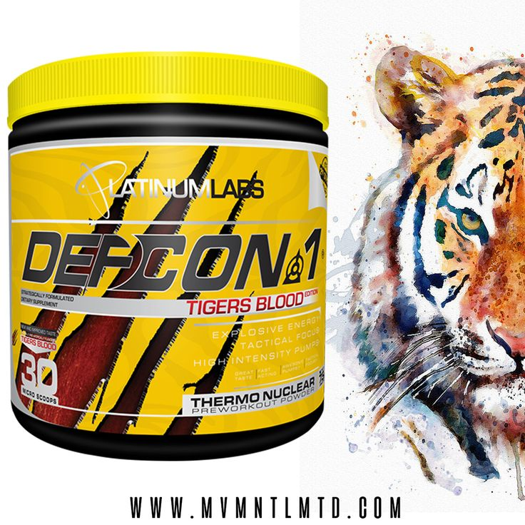 Ft. Platinum Labs Defcon1 Pre Workout 🐅Provides tactical focus & artillery strength 🐅Mighty muscle pumps and zero fallout from the dreaded crash! 🐅No jitters  SHOP NOW! (Link in bio) #weights #flexfriday #preworkout #tiger ------------------------------- ✅Follow Facebook: MVMNT. LMTD 🌏Worldwide shipping 📩 mvmnt.lmtd@gmail.com 🌐www.mvmntlmtd.com . . Fitness | Gym | Fitspiration | Gy Aapparel | Fitfam | Workout | Bodybuilding | Fitspo | Yogapants | Abs | Gymlife | Sixpack | Squats…