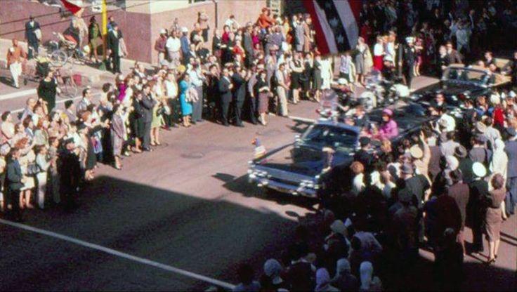 Dallas November 22, 1963. Day JFK was killed by assassin.