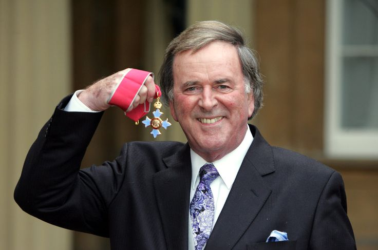 Sir Terry Wogan -  a life in pictures