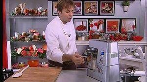 Luca Montersino - Peccati di Gola - Il Torrone Morbido Tuttifrutti