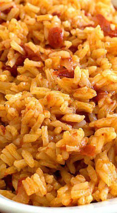 Portuguese Tomato Rice (arroz de tomate)