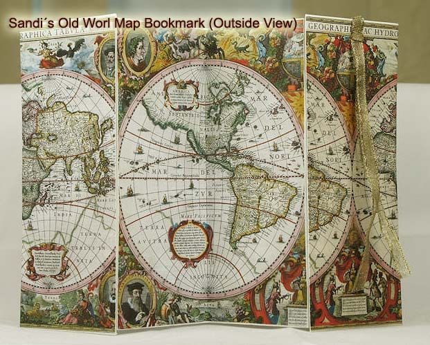 40 best printable bookmarks images on pinterest printable book enjoy watching my old world map bookmark gumiabroncs Images