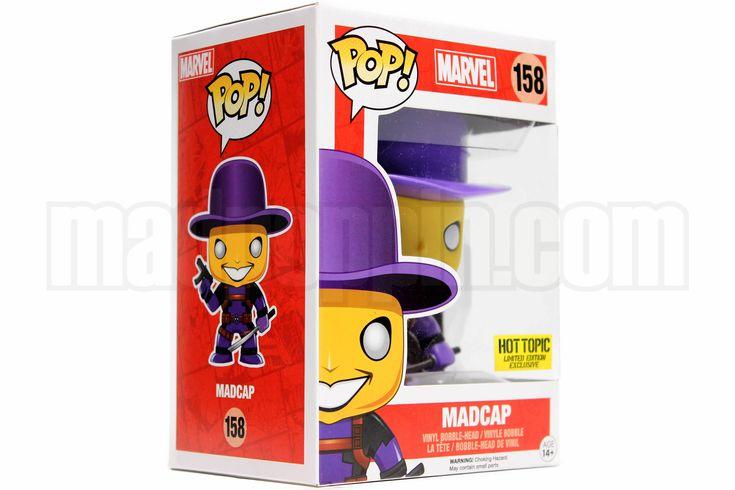 POP! Marvel - Madcap