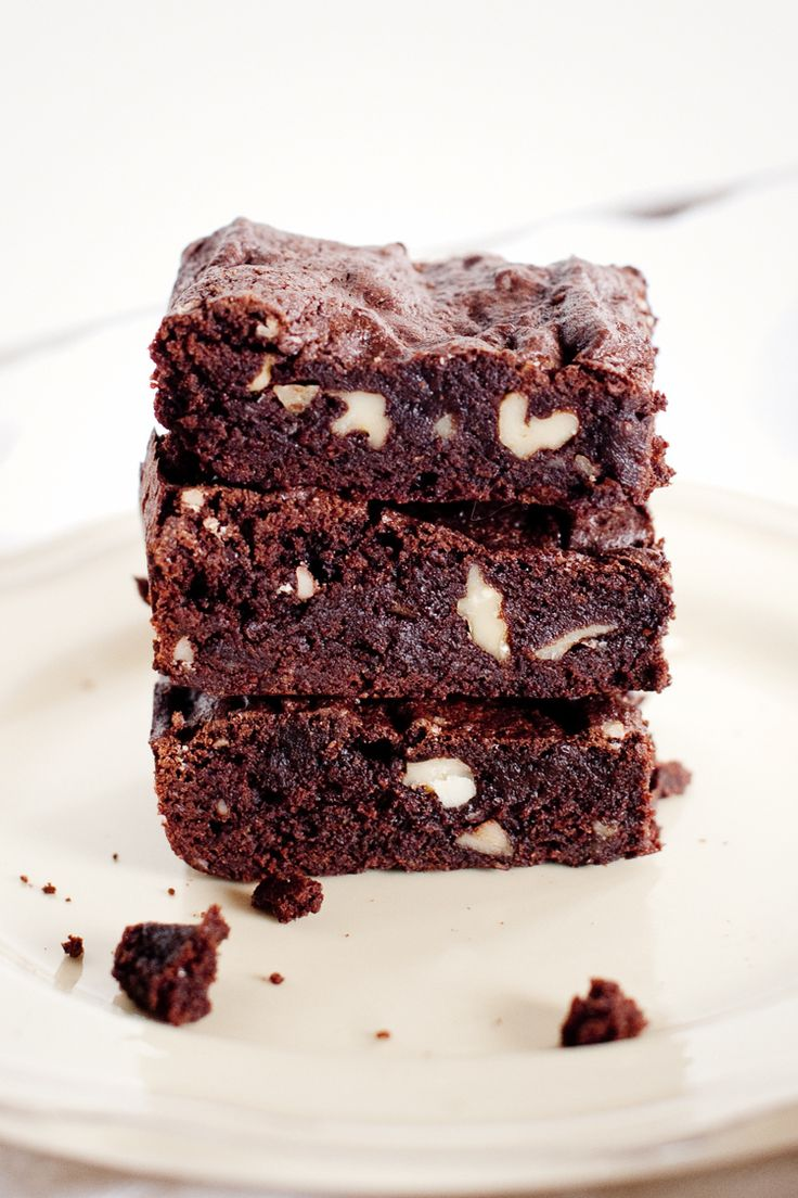 Unsweetened Chocolate, Chocolate Brownies Tutorial