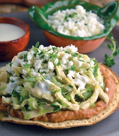 78 best ideas about recetas de ensaladas saludables en - Platos de pollo faciles ...