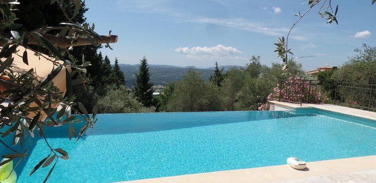 Picholine Villa Rental Callian View