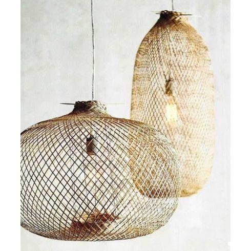 Bloomingville Bamboo Hanging Lamp