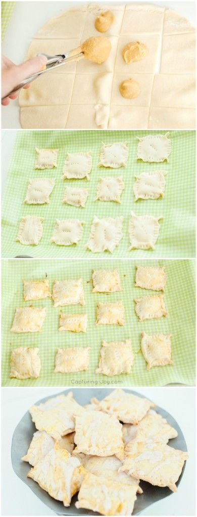 Homemade Poptarts!  So easy and a recipe your whole family will love!