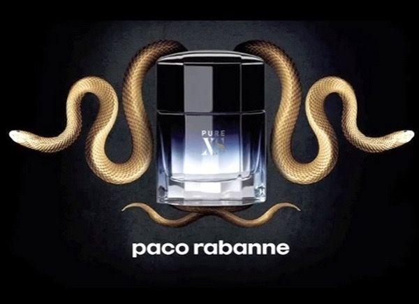 Perfume masculino aromático fresco. Com um leve toque apimentado, Pure XS Paco Rabanne seduz e leva às nuvens.