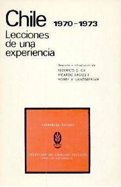 Chile: lecciones de una experiencia