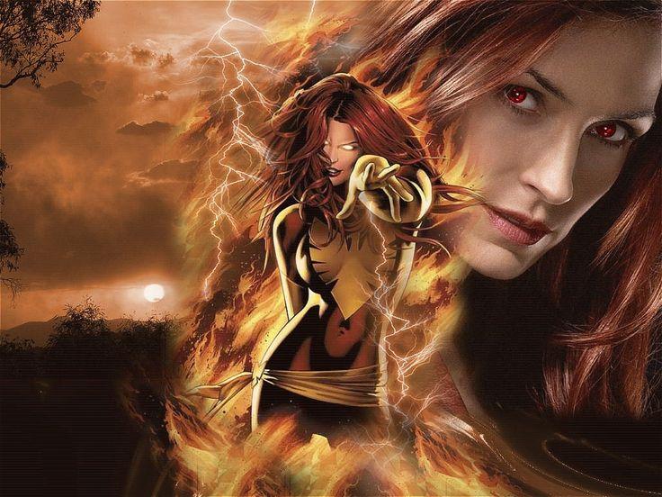 Phoenix (Jean Grey) - Marvel Universe Wiki: The definitive online ...