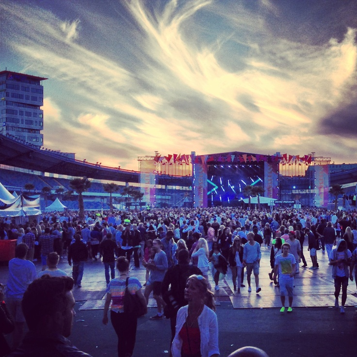 Summerburst EDM 2013
