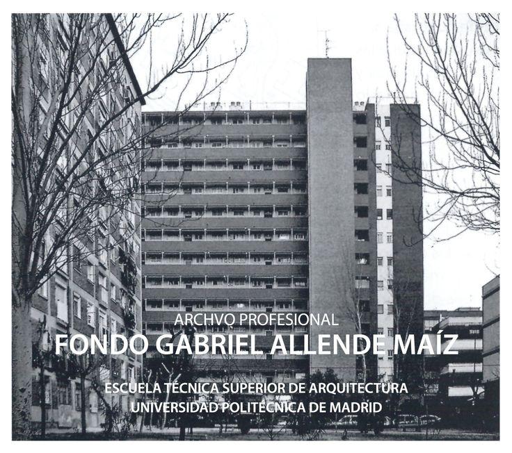 131 best allende arquitectos corporate images on pinterest for Restaurante escuela de arquitectos madrid