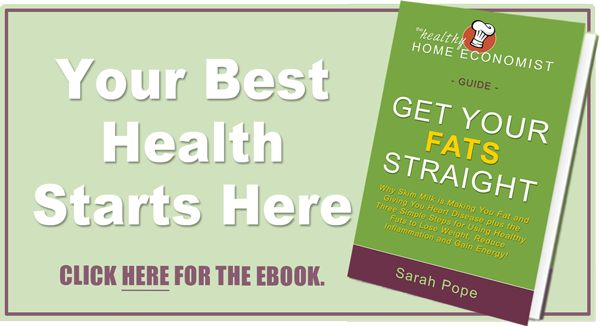 Top Ten Health Books That Changed My Life | The Healthy Home Economist- I like reading the HHE blog and posts on FB. A very knowledgeable source for whole, slow, deeply nourishing health information.