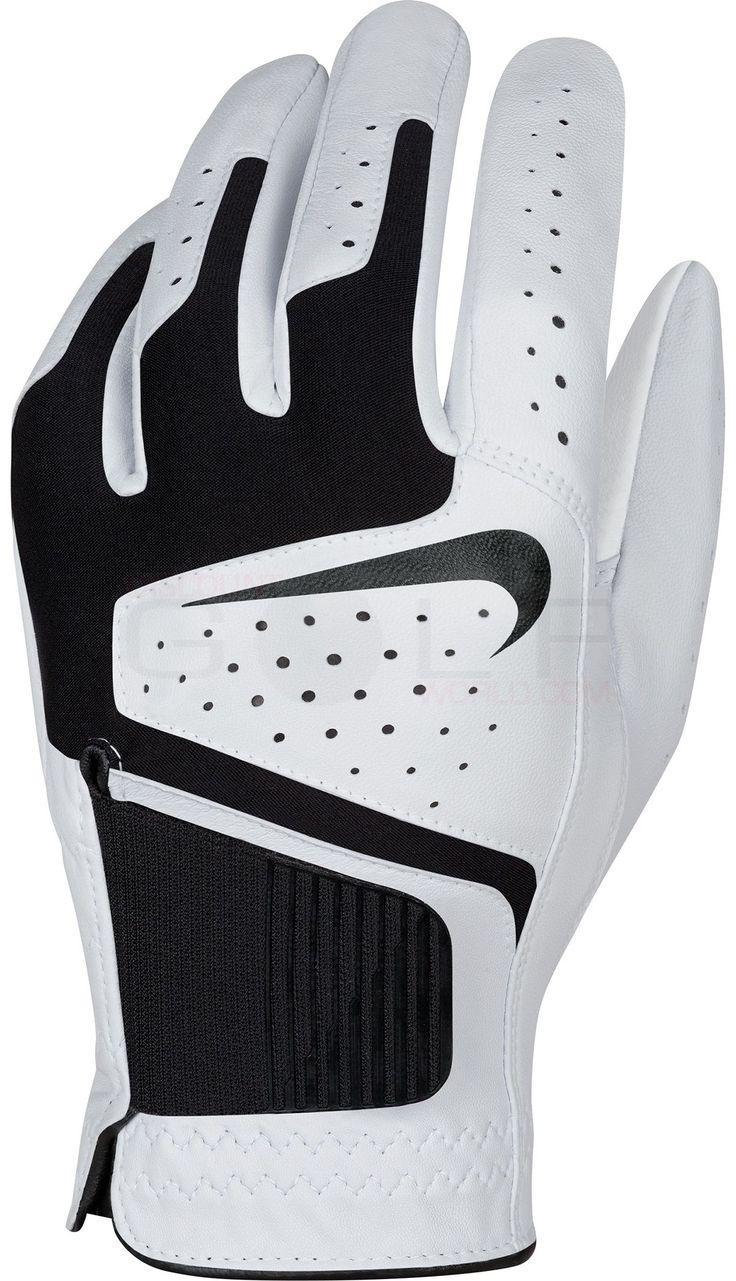 Nike Dri-Fit Tech II Golf Glove Dri-Fit Technology, Comfortable, Great Fit Gloves Equipment - $19.99
