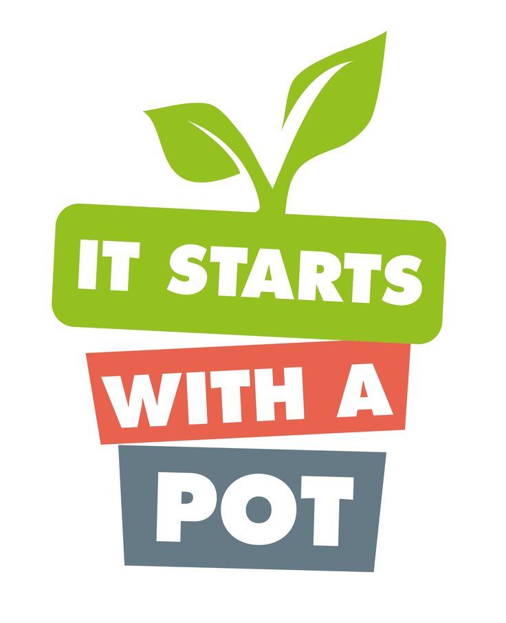 plant pot logo - Google 검색