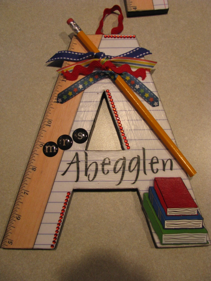 Chipboard Letters Ideas ~ Best chipboard letter crafts images on pinterest