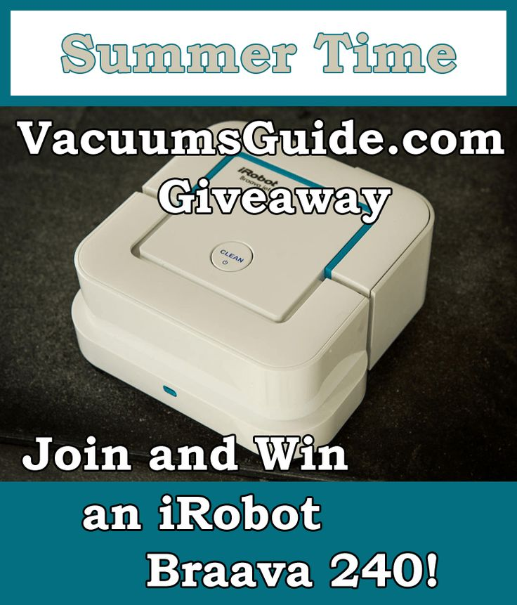 Summer giveaway from VacuumsGuide.com