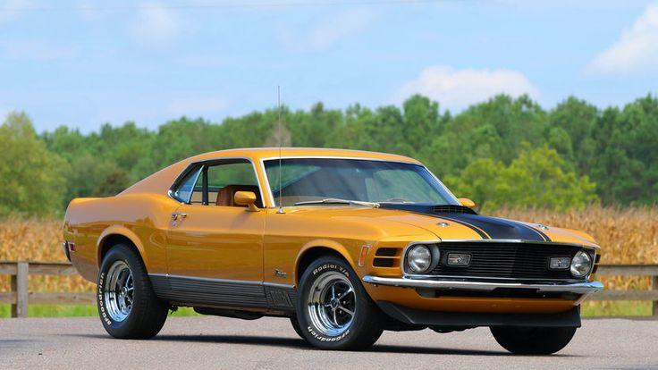 1970 Ford Mustang Mach 1 Fastback | F110.1 | Kansas City 2016