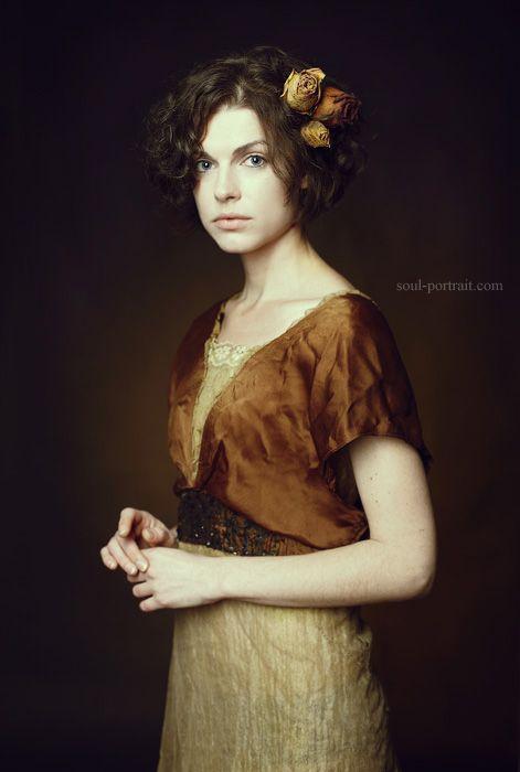 Нежным движеньем рук... http://soul-portrait.com/ Автор: Natalia Ciobanu