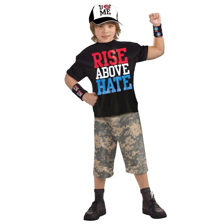 john cena costume - Triple H Halloween Costume