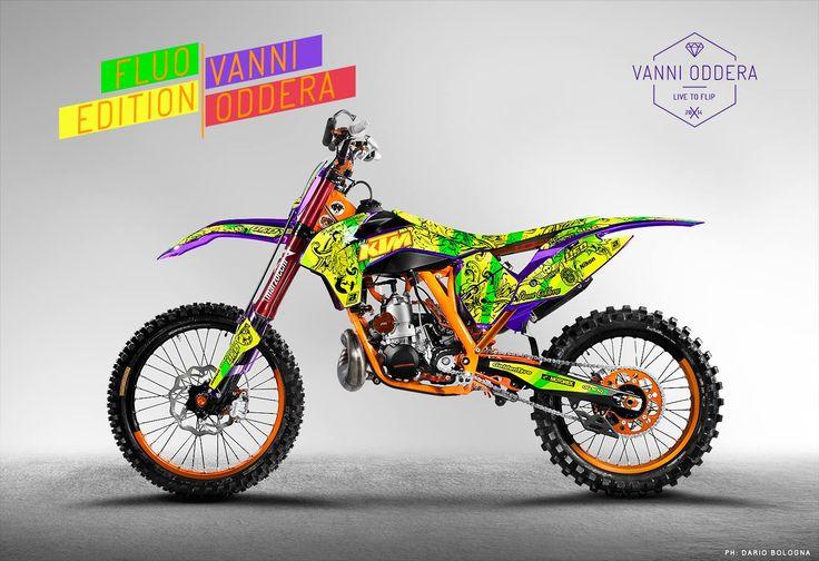 KTM 250 Fluo Edition 2  Vanni Oddera