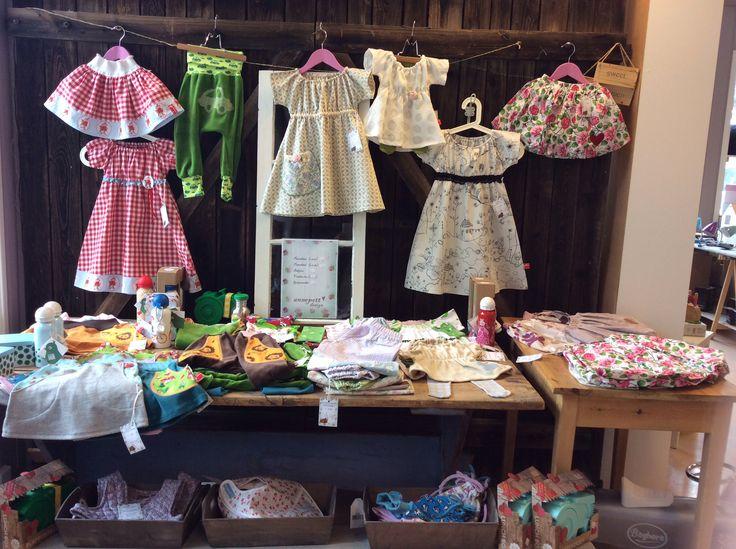 Hjemmesydde barneklær fra Annepott Design