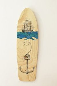 Drop Anchor $590 (Available from Moko Artspace. Click on the image to link to Moko)