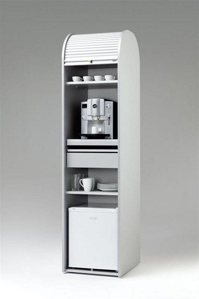 642.- MS-Schuon Rolladenschrank Kaffeeschrank optional mit Kühlschrank »KLENK COLLECTION«