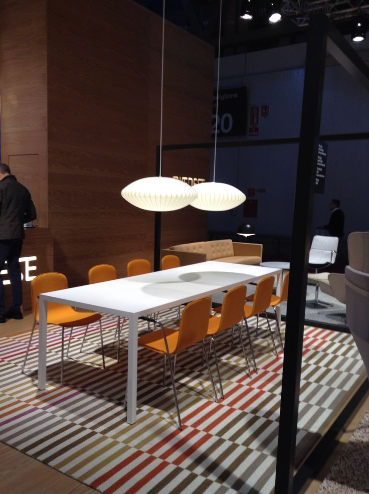 Swedese at Salone del Mobile 2014 Caravelle - Bespoketable