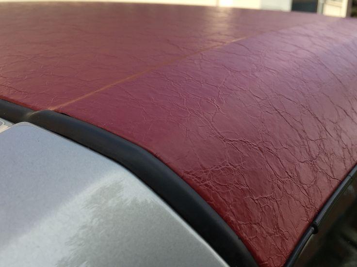 Rivestimento tetto vettura