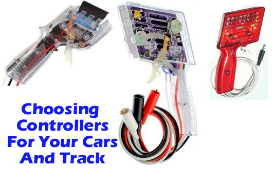 Power Supplies and Controllers : Electric Dreams, New and Vintage Slot Cars