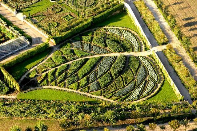 Visite Château Centre-Indre-et-Loire Jardins du Chateau de La Chatonnière
