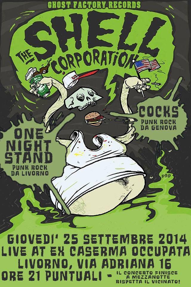 """#Punk news:  THE SHELL CORPORATION: 3 date in Italia a fine settembre http://www.punkadeka.it/the-shell-corporation-3-date-in-italia-a-fine-settembre/ Arrivano in Italia gli Shell Corporation! La punk-rock band californiana con ex membri di A Wilhelm Scream e The Briggs sarà nel nostro paese a fine settembre per presentare l'ultimissimo album """"Mandrake"""",uscito recentemente per Paper + Plastik Records. Di seguito i dettagli d..."""