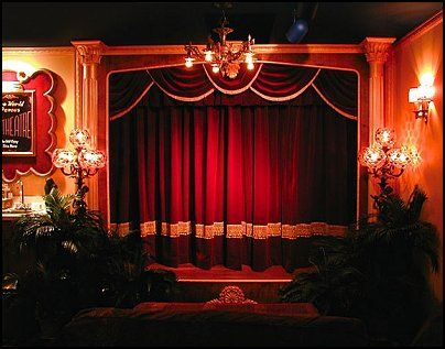 decorating theme bedrooms maries manor movie themed bedrooms home theater design ideas hollywood style decor - Home Theater Stage Design